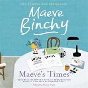 Maeve's Times: Audio